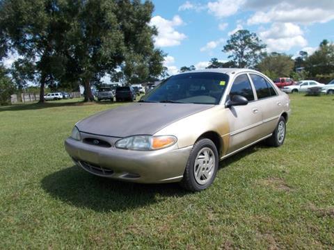 1999 Ford Escort for sale in Okeechobee, FL