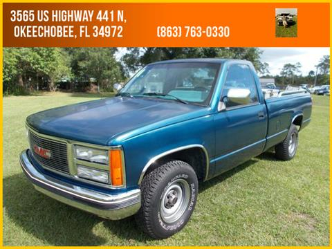 1991 GMC Sierra 1500 for sale in Okeechobee, FL