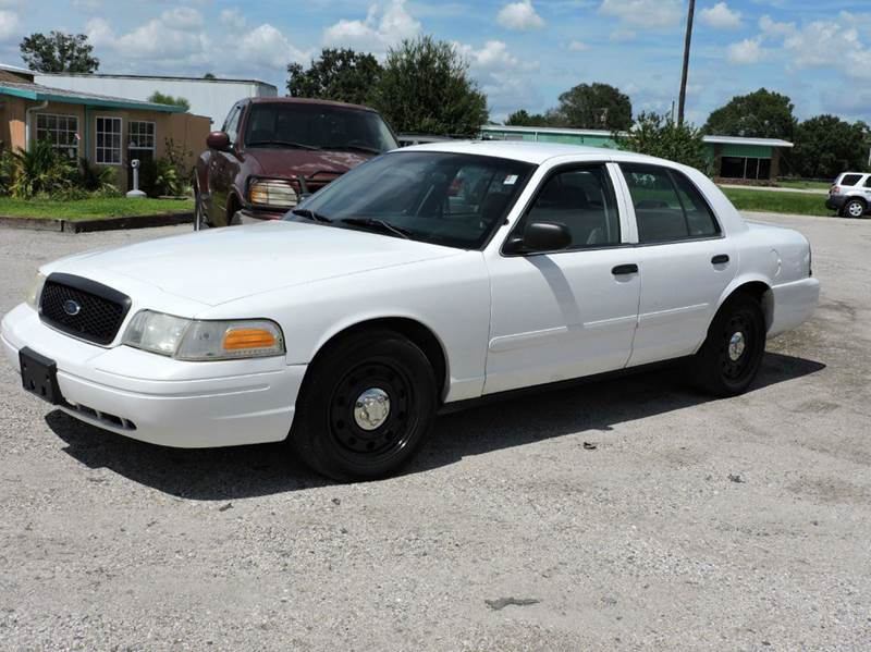 2006 Ford Crown Victoria for sale at M & M AUTO BROKERS INC in Okeechobee FL