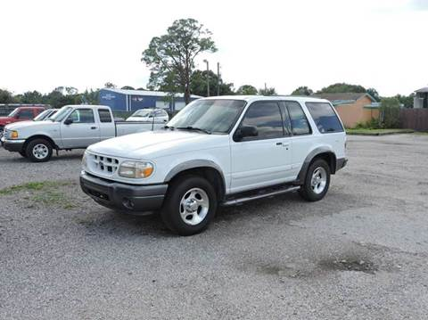 2000 Ford Explorer for sale at M & M AUTO BROKERS INC in Okeechobee FL