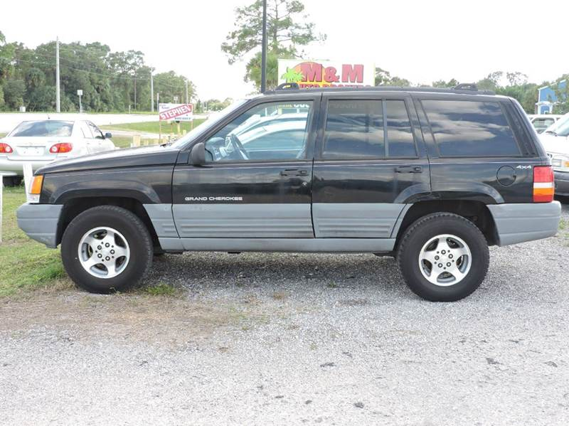 Amazing 1997 Jeep Grand Cherokee Laredo