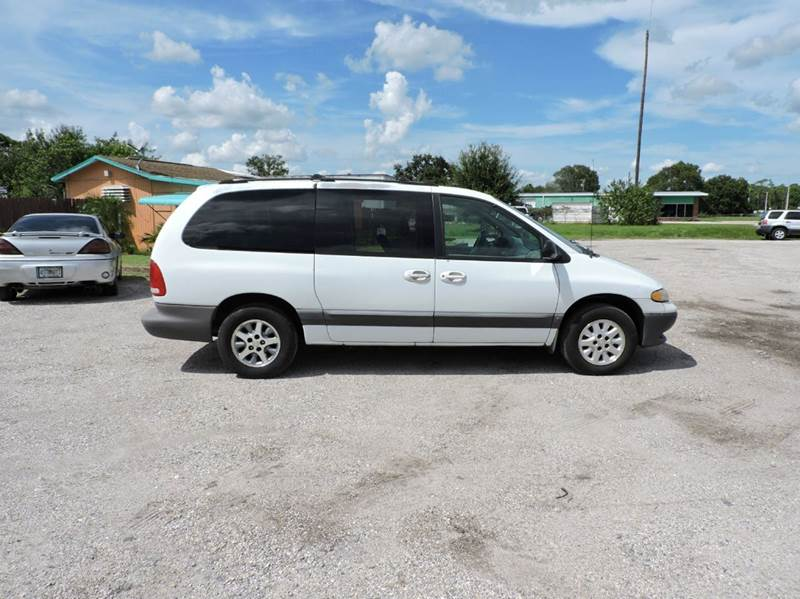 2000 Dodge Grand Caravan for sale at M & M AUTO BROKERS INC in Okeechobee FL