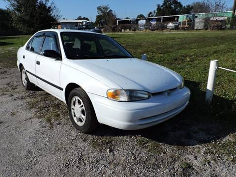 2001 Chevrolet Prizm for sale in Okeechobee, FL