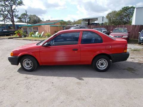 1995 Toyota Tercel for sale in Okeechobee, FL