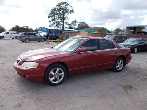 2002 Mazda Millenia for sale in Okeechobee, FL
