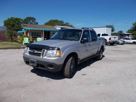 2005 Ford Explorer Sport Trac for sale in Okeechobee, FL