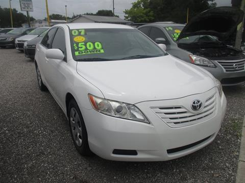 2007 Toyota Camry for sale in Saint Petersburg, FL