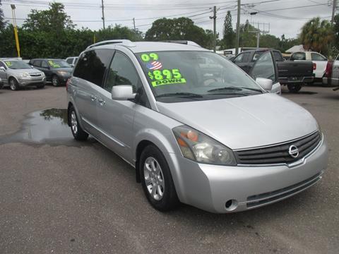 2009 Nissan Quest for sale in Saint Petersburg, FL
