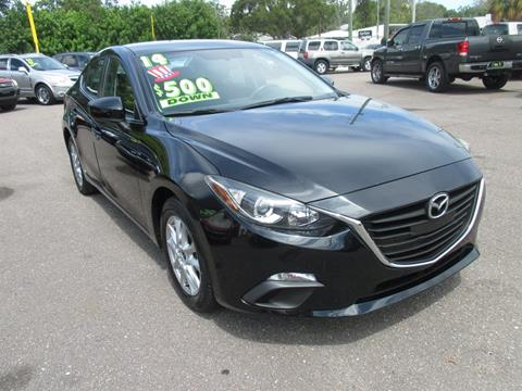 2014 Mazda MAZDA3 for sale in Saint Petersburg, FL