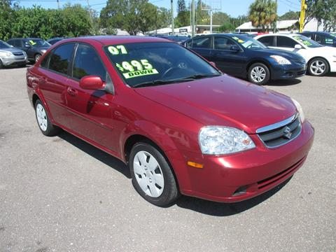2007 Suzuki Forenza for sale in Saint Petersburg, FL