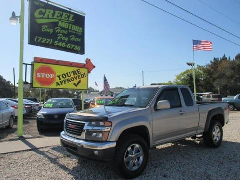 2009 GMC Canyon for sale in Saint Petersburg, FL