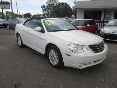 2009 Chrysler Sebring for sale in Saint Petersburg, FL