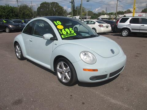 2010 Volkswagen New Beetle for sale in Saint Petersburg, FL