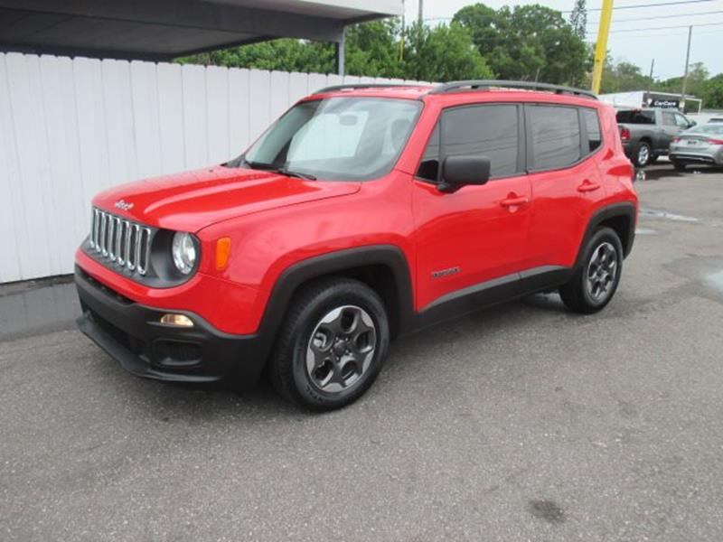 Jeep Renegade 2017 Sport 4dr SUV
