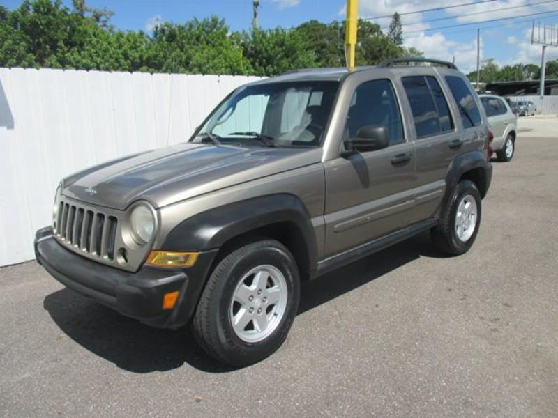 Jeep Liberty 2006 Sport 4dr SUV