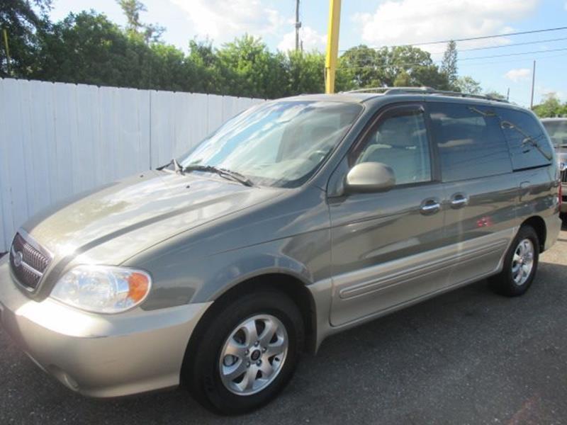 Kia Sedona 2004 EX 4dr Mini Van
