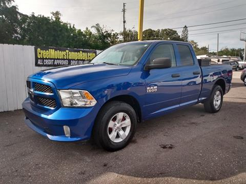 2017 RAM Ram Pickup 1500 for sale in Saint Petersburg, FL
