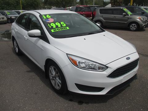 2016 Ford Focus for sale in Saint Petersburg, FL