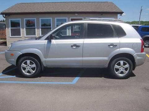 2007 Hyundai Tucson for sale in Auburn, IN