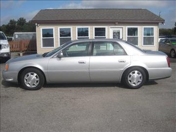 2005 Cadillac DeVille for sale in Auburn, IN