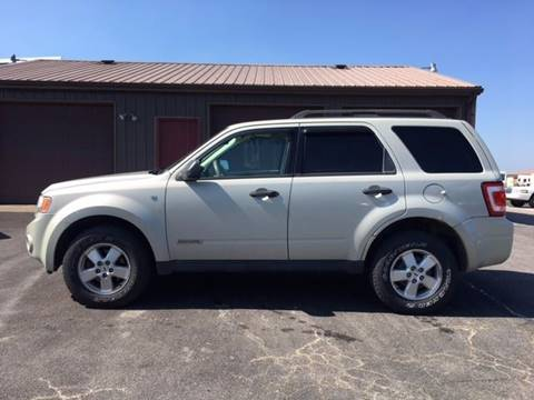 2008 Ford Escape for sale in Auburn, IN