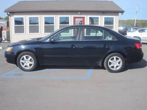 2006 Hyundai Sonata for sale in Auburn, IN