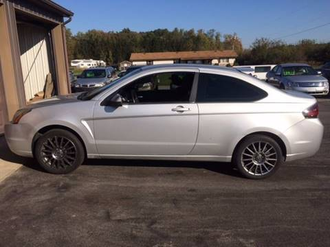 2009 Ford Focus for sale in Auburn, IN
