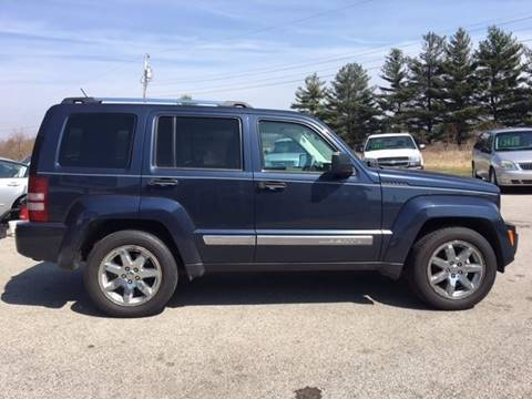 2008 Jeep Liberty for sale in Auburn, IN