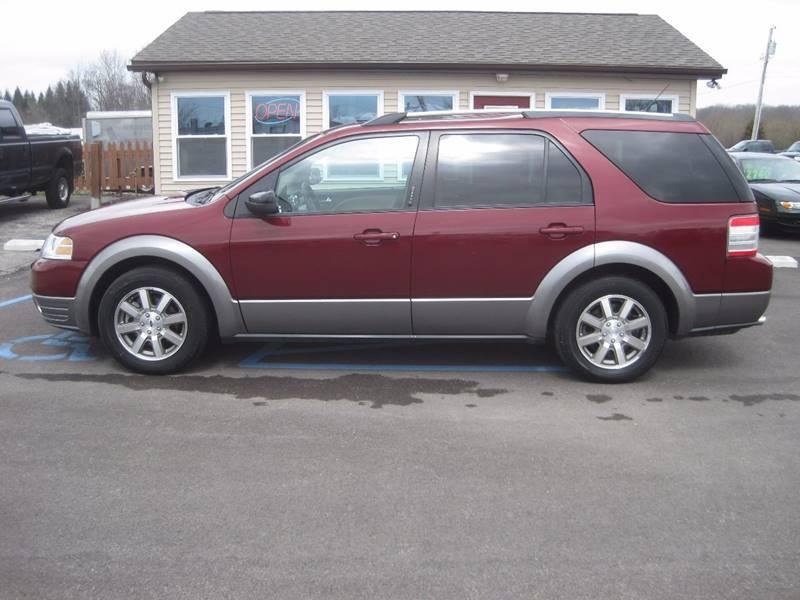 2008 Ford Taurus X AWD SEL 4dr Wagon In Auburn IN  Furthmiller Motors