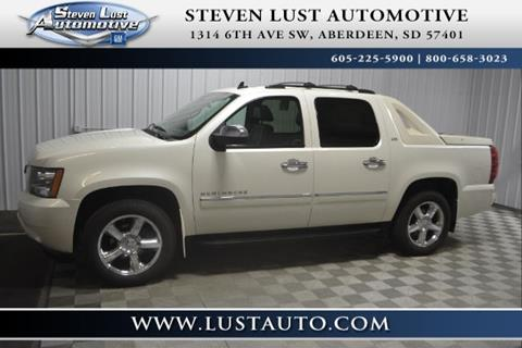 2012 Chevrolet Avalanche for sale in Aberdeen, SD