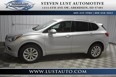 2017 Buick Envision for sale in Aberdeen, SD