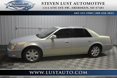 2007 Cadillac DTS for sale in Aberdeen, SD