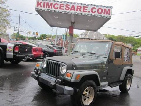 1999 Jeep Wrangler for sale in Pen Argyl, PA