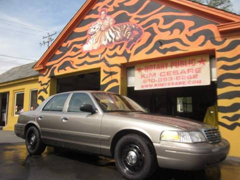 1999 ford crown victoria oil type