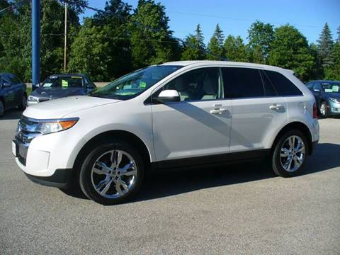2013 Ford Edge for sale in Hortonville, WI