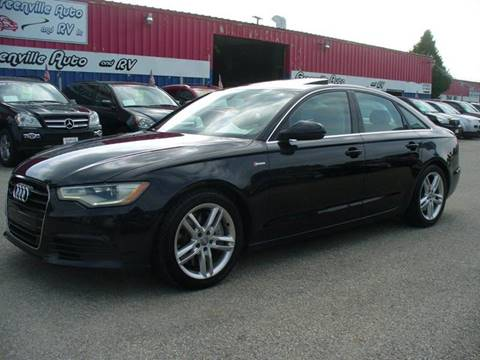 2012 Audi A6 for sale in Hortonville, WI