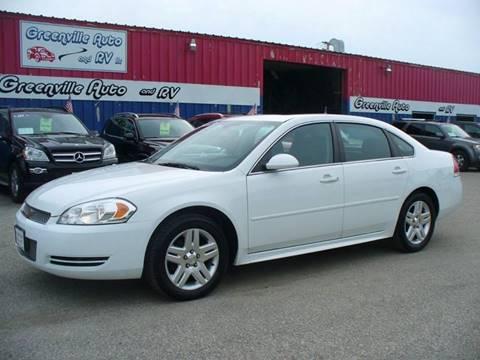 2012 Chevrolet Impala for sale in Hortonville, WI