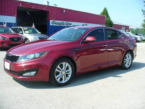 2013 Kia Optima for sale in Hortonville, WI