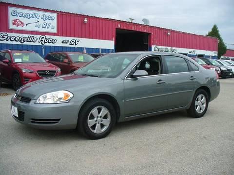 2007 Chevrolet Impala for sale in Hortonville, WI