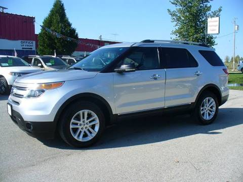 2011 Ford Explorer for sale in Hortonville, WI