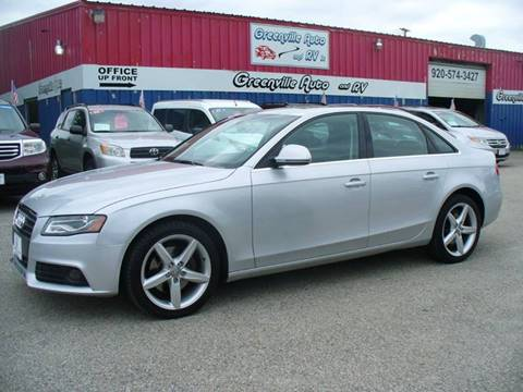 2009 Audi A4 for sale in Hortonville, WI