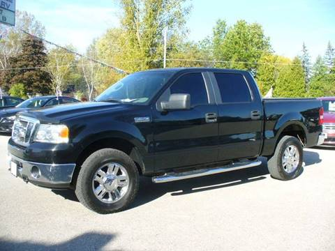 2008 Ford F-150 for sale in Hortonville, WI