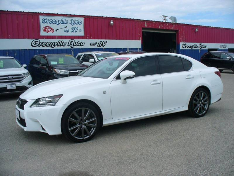 2014 lexus gs 350 awd 4dr sedan in hortonville wi greenville auto rv. Black Bedroom Furniture Sets. Home Design Ideas