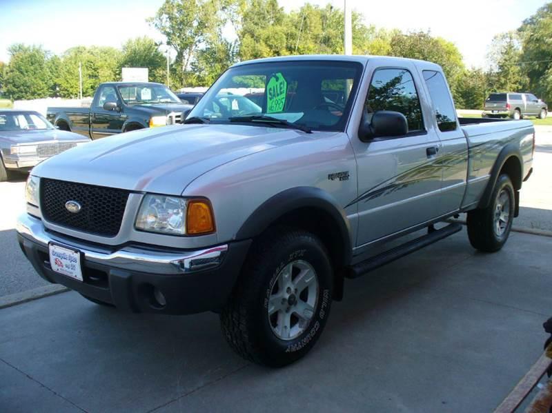 2002 ford ranger xlt 4dr supercab 4wd sb in hortonville wi for Ford ranger motor oil type