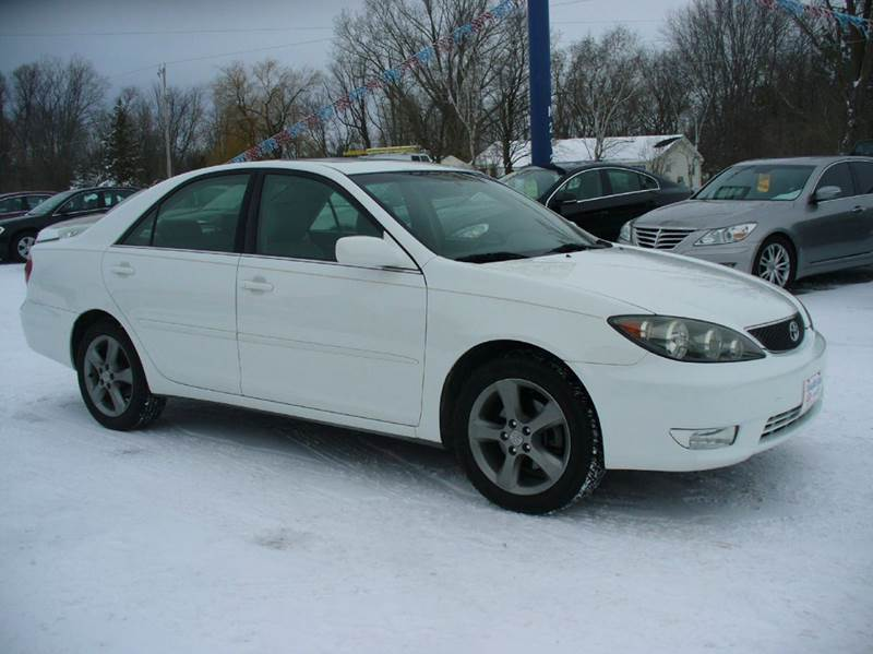 2006 toyota camry se v6 se v6 4dr sedan in hortonville wi. Black Bedroom Furniture Sets. Home Design Ideas