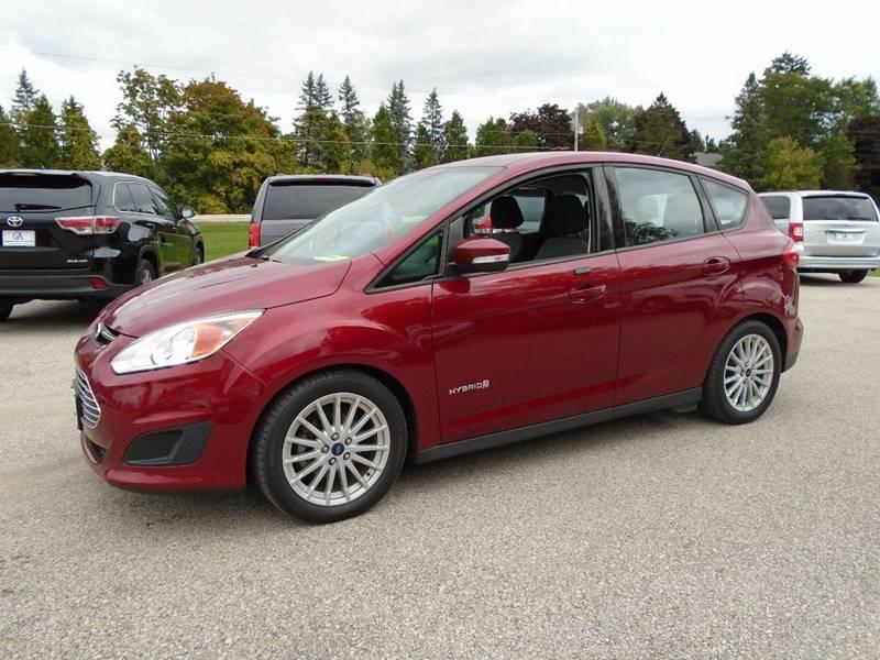 2016 ford c max hybrid se 4dr wagon in hortonville wi greenville auto rv. Black Bedroom Furniture Sets. Home Design Ideas