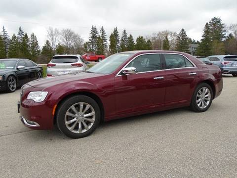 2018 Chrysler 300 for sale in Hortonville, WI