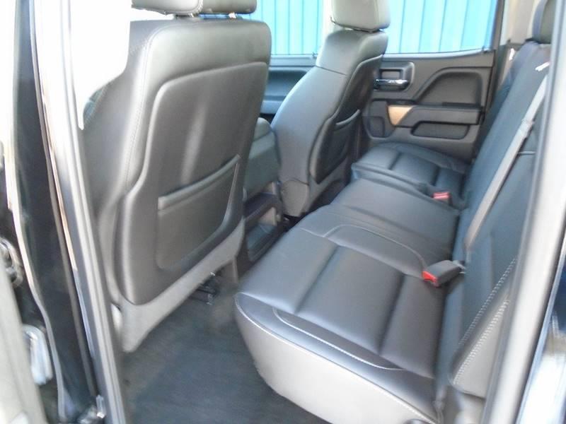 2015 Chevrolet Silverado 1500 4x4 LTZ 4dr Double Cab 6 5 ft