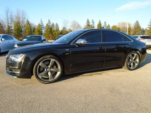 2014 Audi S8 for sale in Hortonville, WI