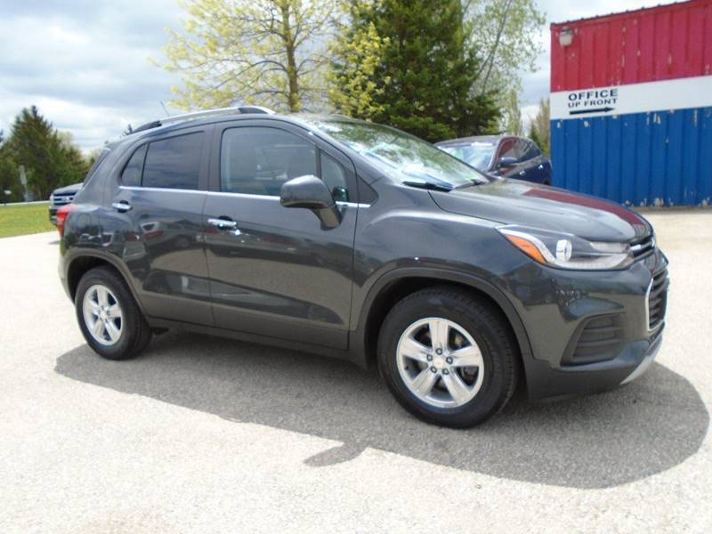 2017 Chevrolet Trax LT 4dr Crossover In Hortonville WI